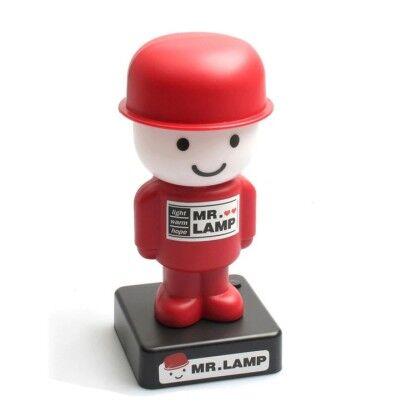 - Sevimli Asker Gece Lambası Mr LAMP
