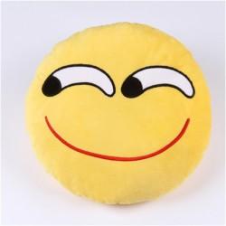 Sevimli Gülen Surat Emoji Yastıklar - Thumbnail