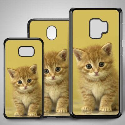 - Sevimli Kedicik Samsung Kapak