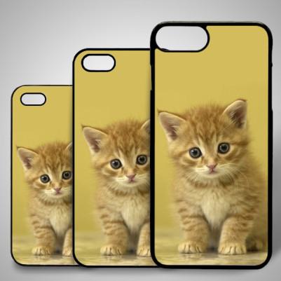 - Sevimli Kedicik Temalı iPhone Telefon Kapağı