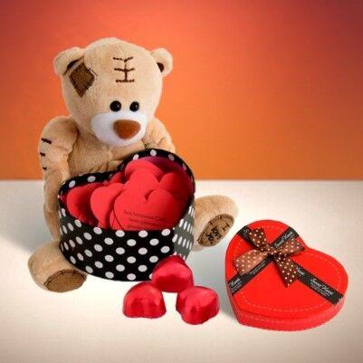 Sevimli Ayıcığın Sana 100 Aşk Mesajı Var - Thumbnail
