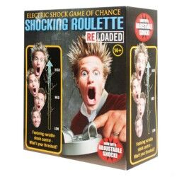 Shocking Roulette - Şok Rulet Oyunu - Thumbnail