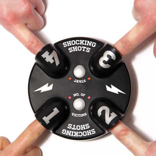 Shocking Roulette - Şok Rulet Oyunu
