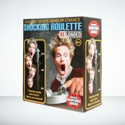 - Shocking Roulette - Şok Rulet Oyunu