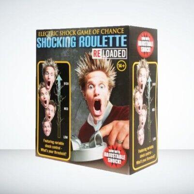 Roulette shot oyunu