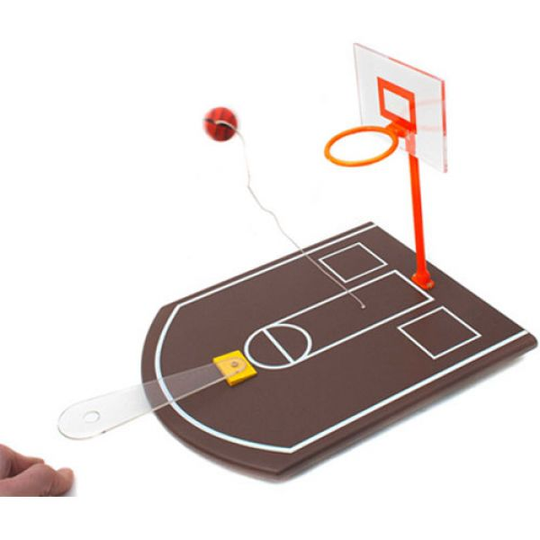 Shot Bardaklı Parmak Basketbol Oyunu