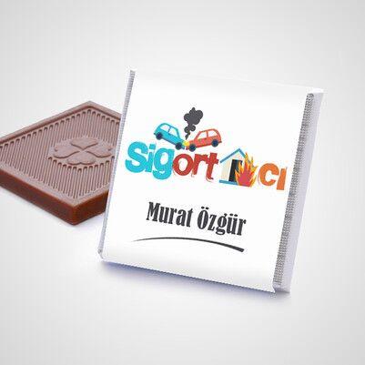 Sigortacılara Özel Çikolata Kutusu - Thumbnail