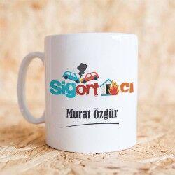- Sigortacılara Özel Kahve Kupası