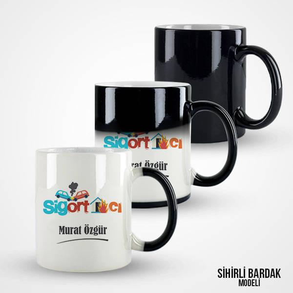 Sigortacılara Özel Kahve Kupası