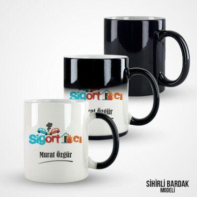 Sigortacılara Özel Kahve Kupası - Thumbnail