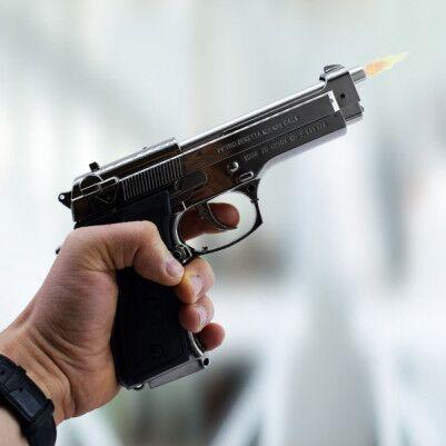 Silah Şeklinde Çakmak - Thumbnail