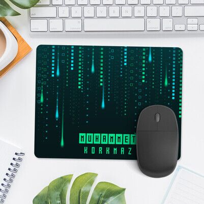 Simülasyon İsme Özel Mousepad - Thumbnail