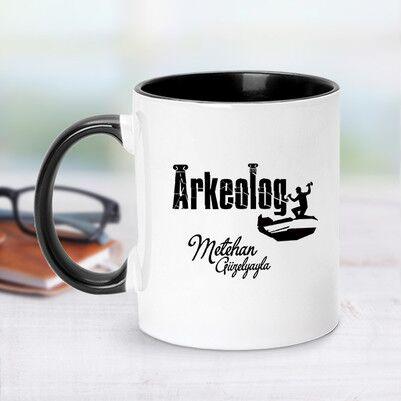 - Siyah Kupa Bardak Arkeologlara Özel