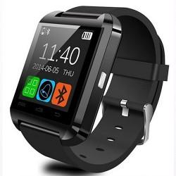 - Smart Watch - Siyah Akıllı Kol Saati