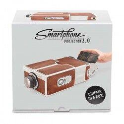 Smartphone Projector - Akıllı Telefon Projektörü - Thumbnail