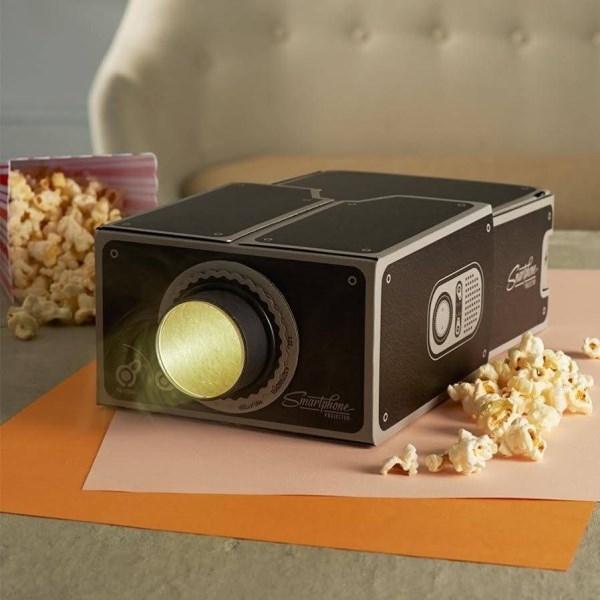 Smartphone Projector - Akıllı Telefon Projektörü