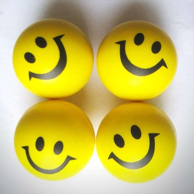 Smiley Stress Ball - Gülümseyen Stres Topu