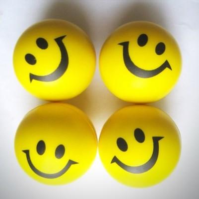 - Smiley Stress Ball - Gülümseyen Stres Topu