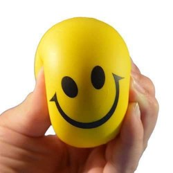 Smiley Stress Ball - Gülümseyen Stres Topu - Thumbnail
