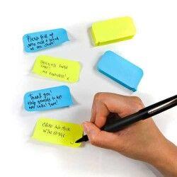 - SMS Mesaj Balonu Yapışkanlı Not Kağıtları