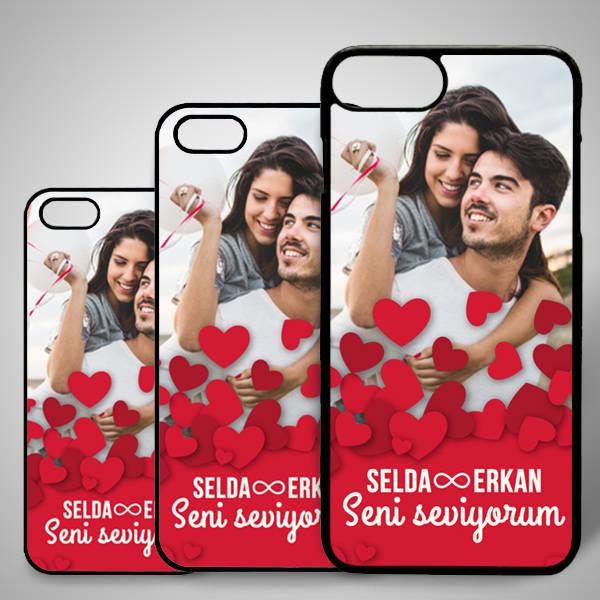 Sonsuz Aşk iPhone Telefon Kapağı