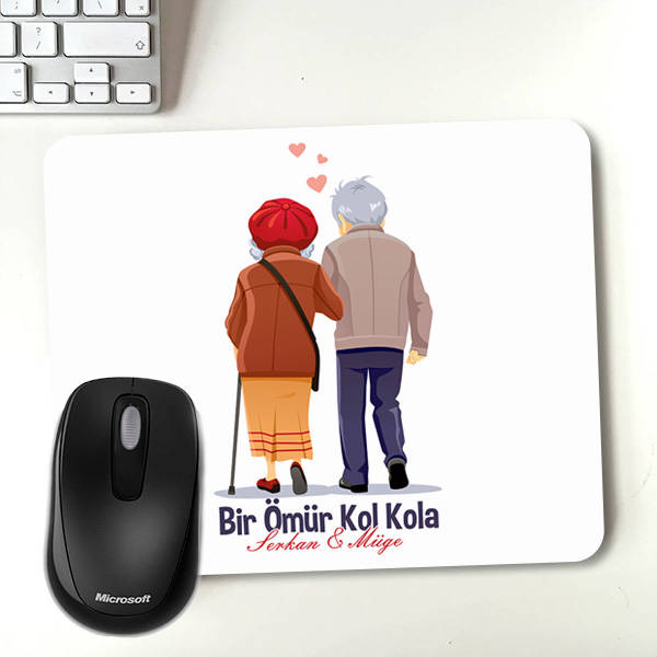 Sonsuza Dek Aşkla Mousepad
