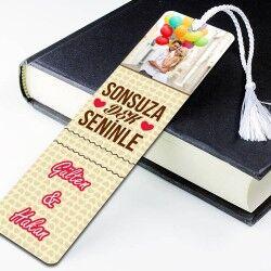 - Sonsuza Dek Seninle Kitap Ayracı