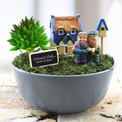 Sonsuza Dek Seninle Minyatür Bahçe - Thumbnail