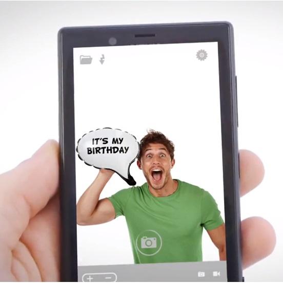 Sosyal Medya Konuşma Balonları