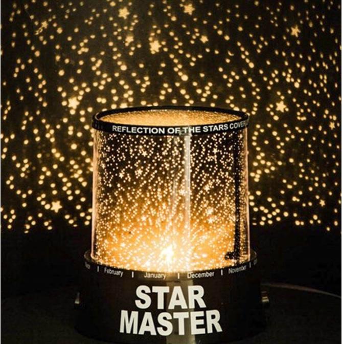 Star Master Projeksiyonlu Gece Lambası