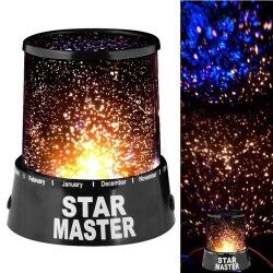 Star Master Projeksiyonlu Gece Lambası - Thumbnail