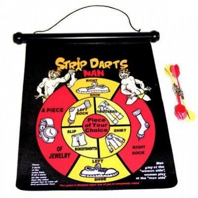Striptiz Dart Oyunu - Thumbnail