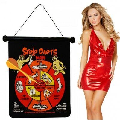 - Striptiz Dart Oyunu