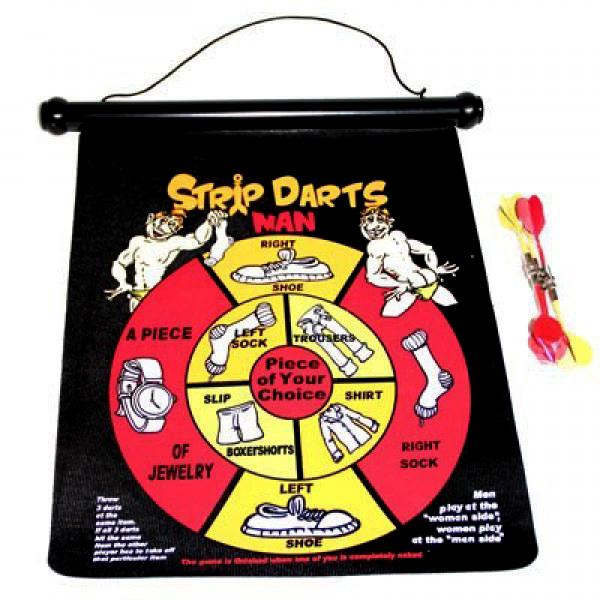 Striptiz Dart Oyunu