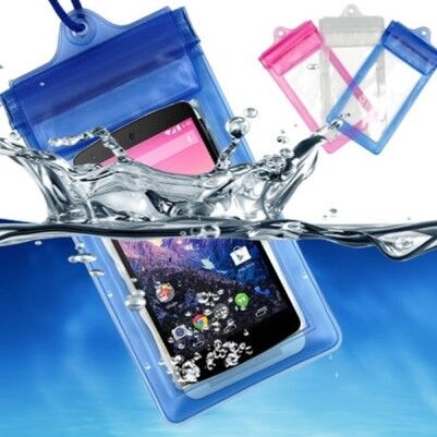 - Su Geçirmez Koruyucu Telefon Kılıfı