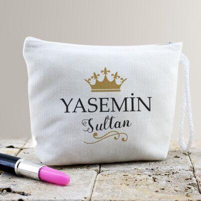 - Sultanlara Özel Makyaj Çantası