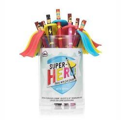 Superhero Pencils - Süper Kahraman Kalemler - Thumbnail