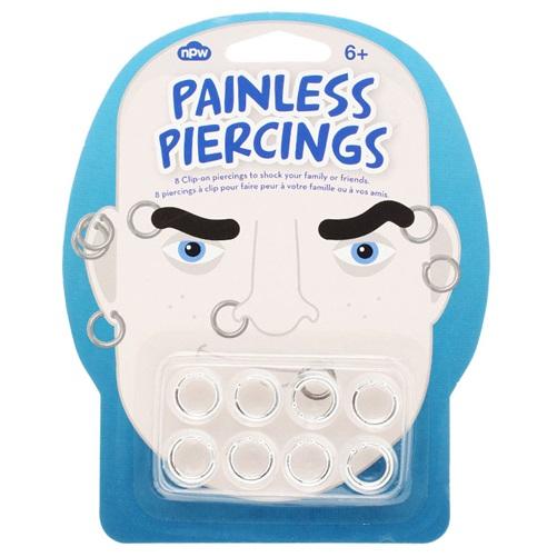 Tak Kullan Acısız Piercing