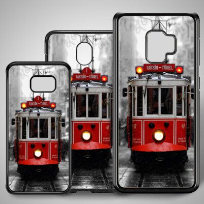 - Taksim Tramvay Samsung Telefon Kılıfı