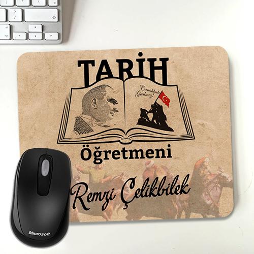 Tarih Öğretmenine Hediye Mousepad