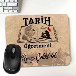 - Tarih Öğretmenine Hediye Mousepad