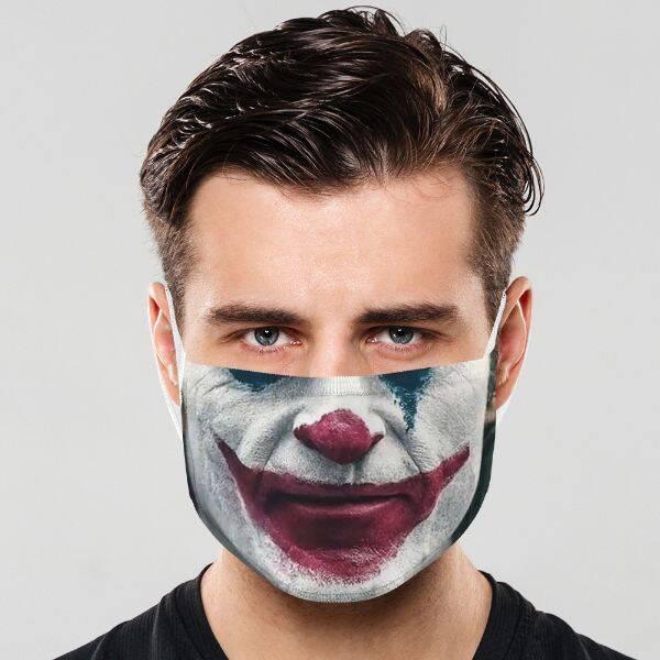 Tasarım Yıkanabilir Ağız Maskesi 001