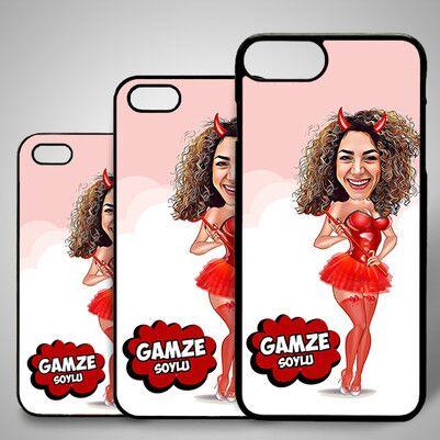 - Tatlı Cadı Karikatürlü Iphone Kapak