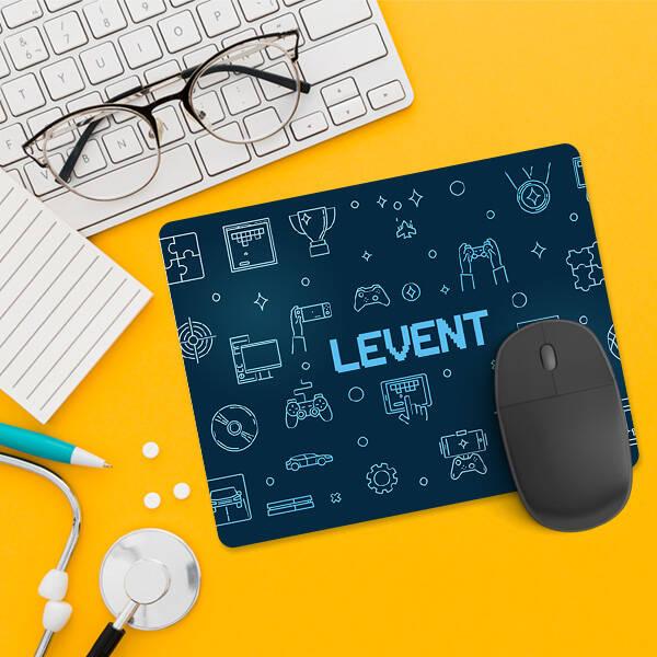 Technology Man İsimli Mousepad