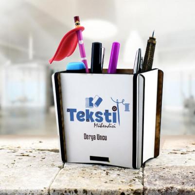 - Tekstil Mühendislerine Özel Kalemlik