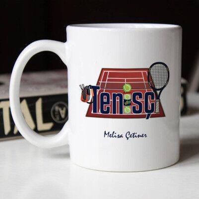- Tenisçilere Özel Kupa Bardak