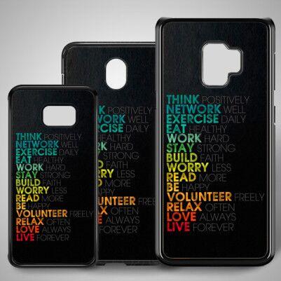- Think Samsung Telefon Kılıfı