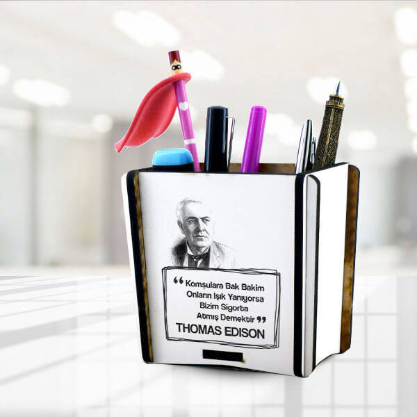 Thomas Edison Esprili Kalemlik