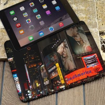 - Times Meydanındaki Aşıklar Tablet Kılıfı