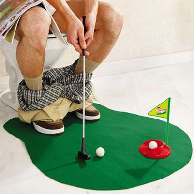- Toilet Golf - Tuvalet Golf Oyun Seti
